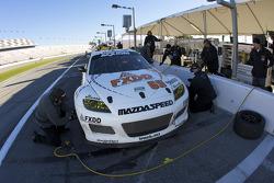 #69 SpeedSource Mazda RX-8: Emil Assentato, Nick Longhi, Matt Plumb, Jeff Segal