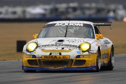 #89 Farnbacher Loles Racing Porsche GT3: Pierre Kaffer, Giacomo Petrobelli, Gabrio Rosa, Giorgio Rosa, Allan Simonsen