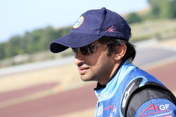 Narain Karthikeyan, driver of A1 Team India