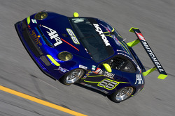 #66 TRG Porsche GT3: Ted Ballou, Emmanuel Collard, Tim George Jr., Richard Lietz, Spencer Pumpelly