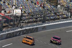 #59 Rehagen Racing Ford Mustang GT: Dean Martin, Larry Rehagen, #91  BMW M3 Coupé automatique: David Russell, Joe Varde