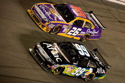 Carl Edwards and Jamie McMurray