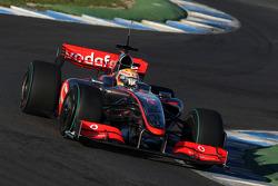 Льюис Хэмилтон, McLaren Mercedes, MP4-24