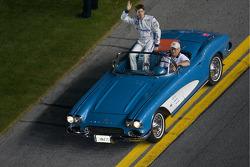 Présentation des pilotes: le pole winner Colin Braun