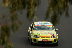 #23 GSK Group, Holden VE-HSV: Steve Briffa, Marcus Zukanovic, Tim Sipp