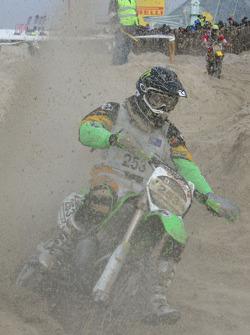 #253 Mc Pecquencourt Kawasaki 250 2T: Romain Huvelle