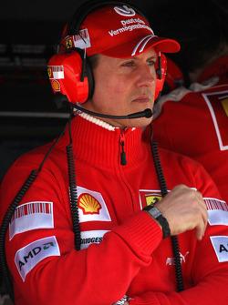 Michael Schumacher, Scuderia Ferrari