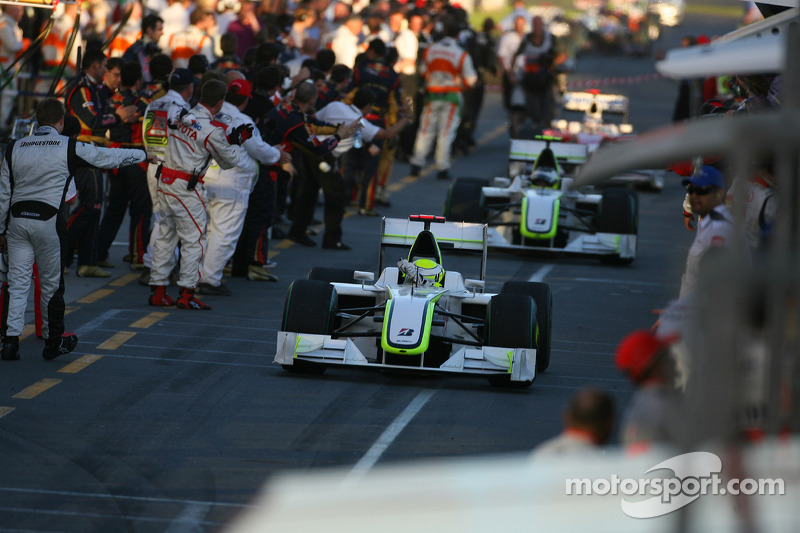 1. Jenson Button, Brawn GP