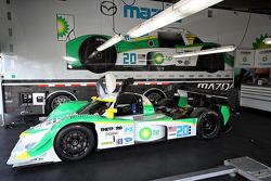 Dyson garage