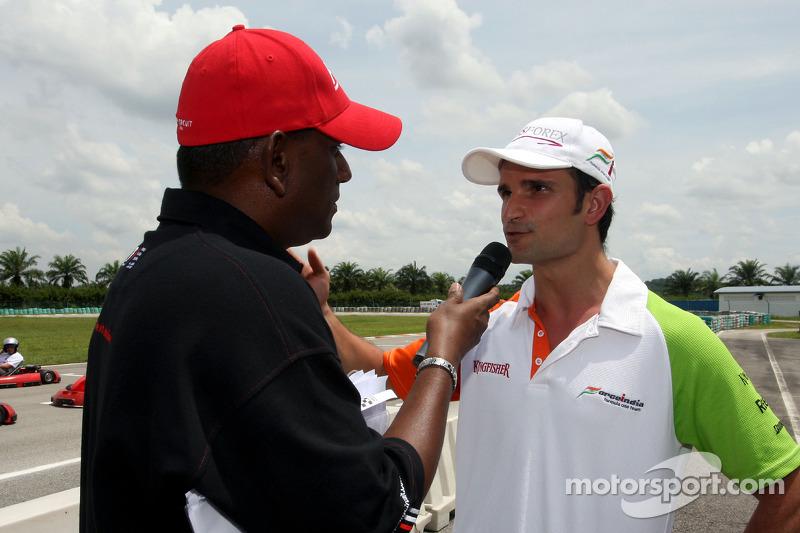 F1 Fun Kart Challenge: Vitantonio Liuzzi