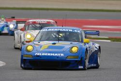 #88 Team Felbermayr - Proton Porsche 997 GT3 RSR: Horst Felbermayr Jr., Christian Ried, Francisco Cruz Martins