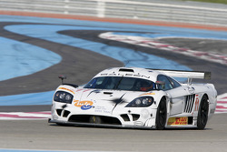 #11 Full Speed Racing Saleen S7: Stéphane Lemeret, Emerson Newton-John