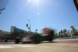 Hideki Mutoh, Andretti Green Racing at speed