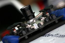 BMW Sauber F1 Team steering