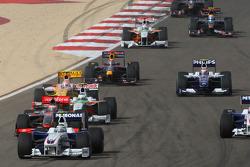 Start: Nick Heidfeld, BMW Sauber F1 Team