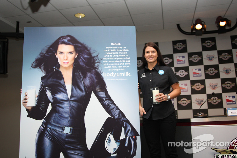 Danica Patrick, die Marketingmaschine
