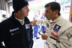 David Brabham and Marc Gene