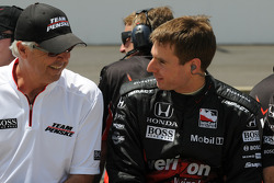 Will Power, Penske Racing talking to Rick Mears