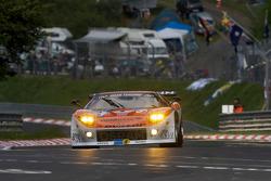 #40 Raeder Automotive GmbH Ford GT: Herman Tilke, Dirk Adorf, Marc Henerici, Thomas Mutsch