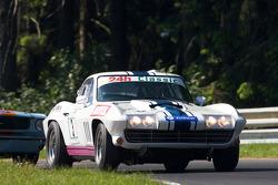 #3 Chevrolet Corvette: Eberhard Baunach, Marcus von Oeynhausen