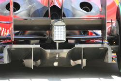 Scuderia Ferrari diffusor