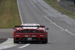 #97 BMS Scuderia Italia Ferrari F430 GT: Fabio Babini, Matteo Malucelli, Paolo Ruberti