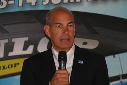Scott Atherton, CEO, American Le Mans Series