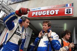 Bruno Famin directeur sportif du Team Peugeot