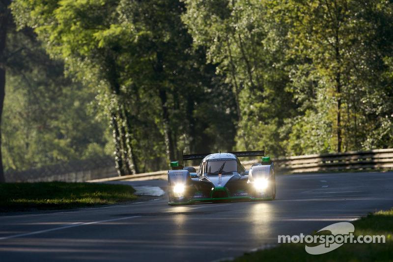 #17 Pescarolo Sport Peugeot 908: Benoit Tréluyer, Jean-Christophe Boullion, Simon Pagenaud