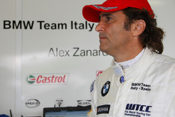 Alex Zanardi, BMW Team Italy-Spain