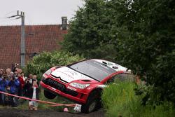 Конард Раутенбах и Даниэль Баррит, Citroen Junior Team Citroen C4 WRC
