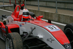 Riki Christodoulou wins for the first time in F3