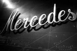 Birth of the brand: Mercedes vintage logo