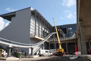 Rollercoaster around the Nurburgring