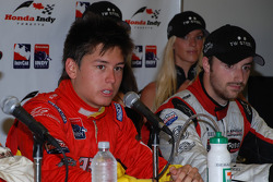 Press conference: race winner Sebastian Saavedra