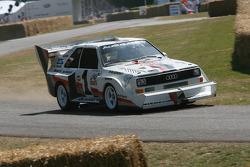 Walter Röhrl, Audi Sport Quattro S1 'Pikes Peak' 1987