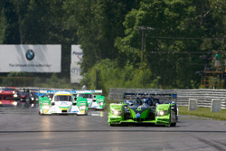 Pace laps: #9 Patron Highcroft Racing Acura ARX-02a Acura: David Brabham, Scott Sharp