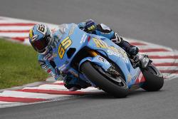 Loris Capirossi, Rizla Suzuki MotoGP