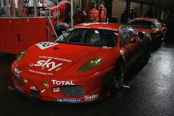 #55 CRS Racing Ferrari F430: Chris Niarchos, Tim Mullen, Phil Quaife, Chris Goodwin