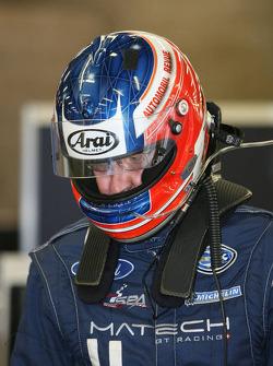 Peter Wyss, Matech GT Racing Ford GT