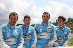Vitus Eckert, Martin Rich, Lukas Lichtner-Hoyer, Ryan Sharp