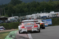 #70 IMSA Performance Matmut Porsche 911 GT3 RS: Raymond Narac, Patrick Pilet, Patrick Long