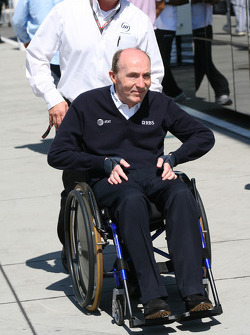 Sir Frank Williams, WilliamsF1 Team