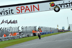 Alex De Angelis, San Carlo Honda Gresini takes fourth place