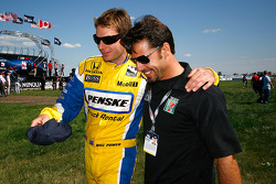 Will Power, Team Penske and Oriol Servia