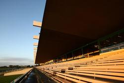 Sandown grandstand detail