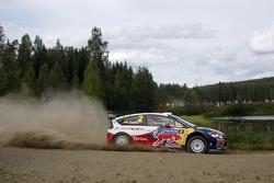 Даниэль Сордо и Марк Марти, Citroen Total World Rally Team Citroen C4