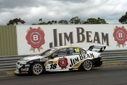 James Courtney approaching Turn 3