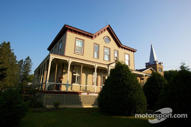 Motorsport.coms Hotel auf dem Land bei Trois-Rivieres