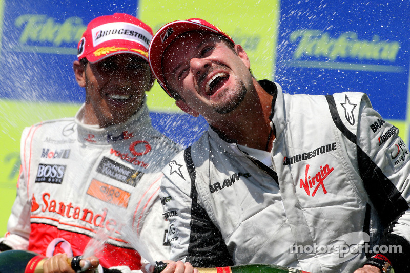 24-Gran Premio de Europa 2009 (2º), McLaren